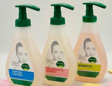 vivi verde igiene personale