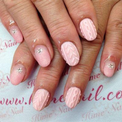 manicure-knit-nails