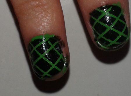 Nail art trapunta