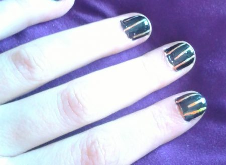 Optical nail art