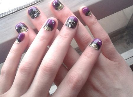 Jewels nails