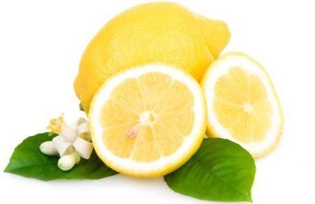 Limone per uso cosmetico