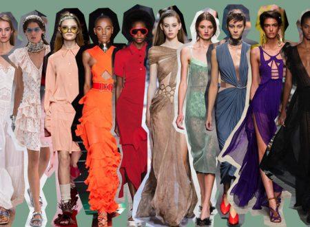 Colori moda primavera 2016