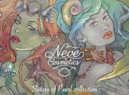 Sister of pearl Neve cosmetics