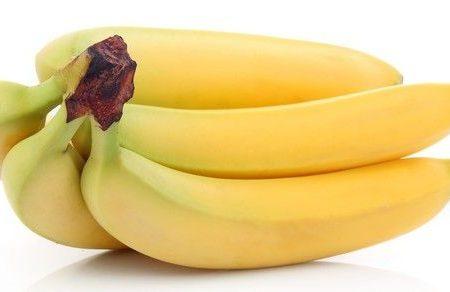 Banana per uso cosmetico