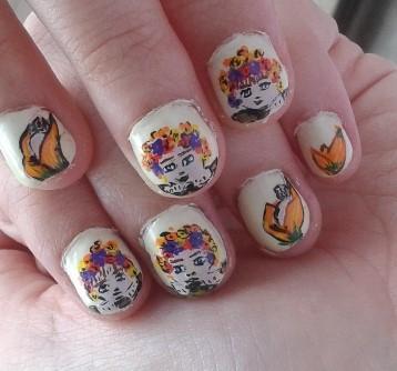 anne geddes nails