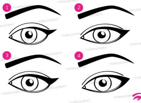 eyeliner per ogni occhio