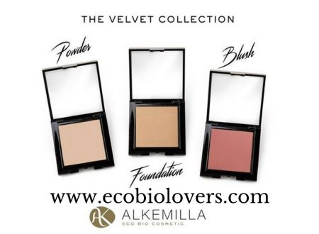 Alkemilla velvet collection
