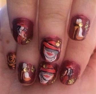 Fashion women nails