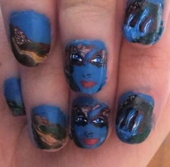 Mother nature nails