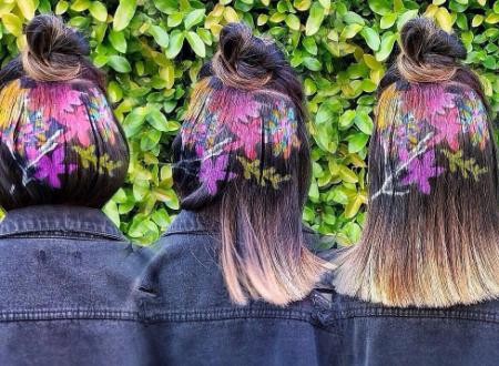 Hairstencil