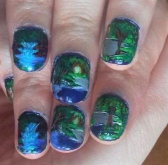 Forest nails