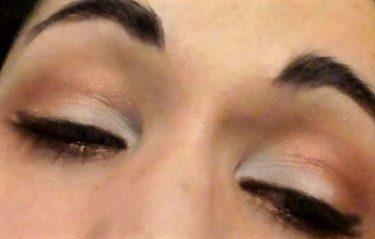 Summer sunny makeup