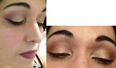 Party night makeup