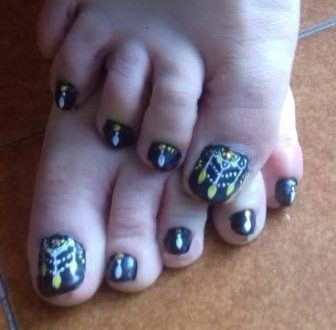 Chendalier toenails