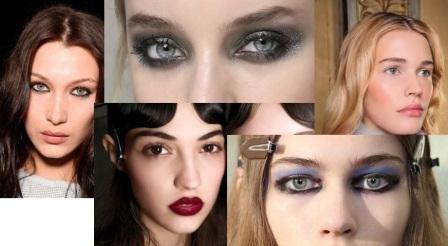 Makeup trends 2017-2018