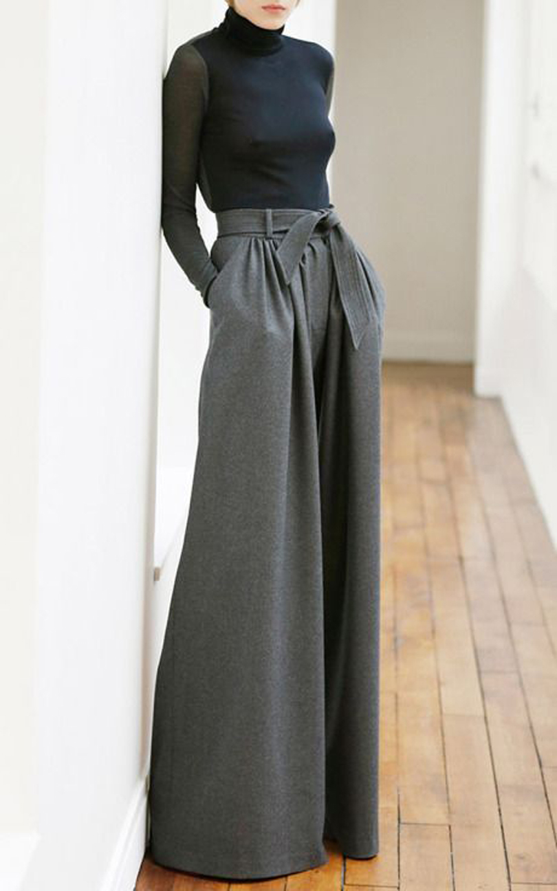 abbastanza Pantaloni a palazzo autunno 2017 | theBeautyplanet:bellezza  UK82