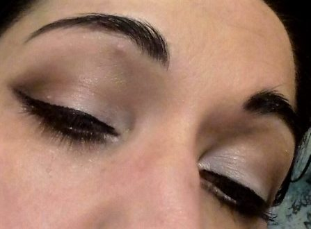 Elegant makeup Nikki inspired