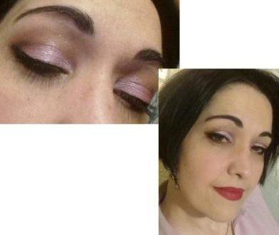 Rosegold makeup