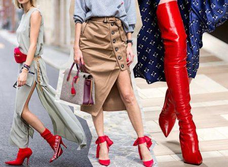 Scarpe moda inverno 2017
