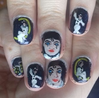 Pierrots nails