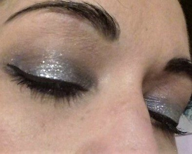 Party silver look