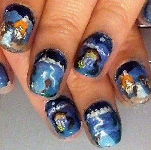 Epiphany nails