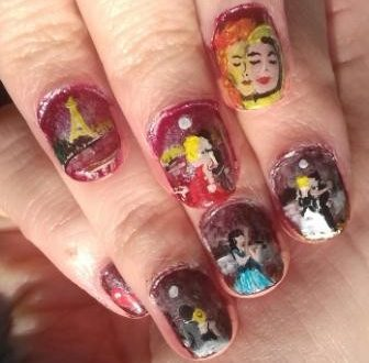 Lovers nails