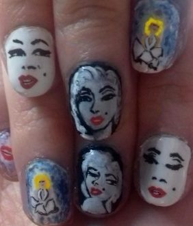 Marylin nails