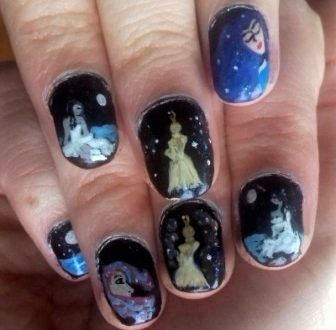 The night dreamer nails