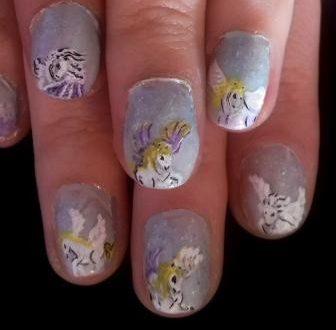 Pegasus nails