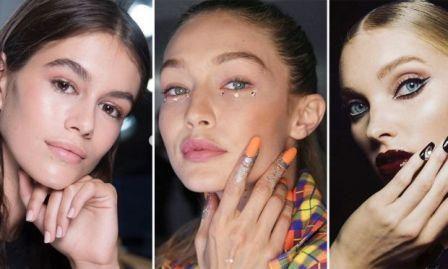 Makeup trends p\e 2018