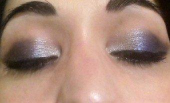 Sangue bleu makeup