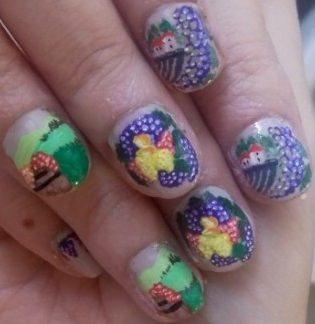 Vineyard nails