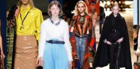 Trends abbigliamento autunno 2018