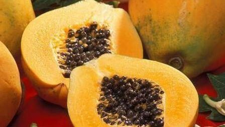 Papaya per uso cosmetico