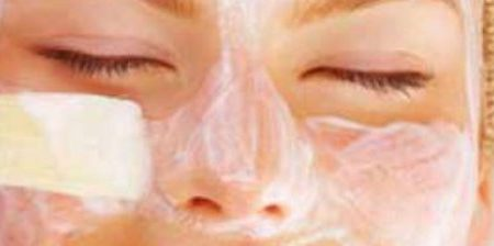 Maschere viso invernali homemade