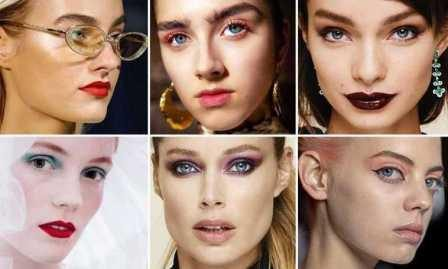 Makeup trends primavera 2019