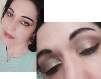 Hindash inspired makeup