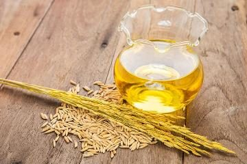 Olio di riso per uso cosmetico
