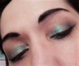 Tiffany eyes makeup