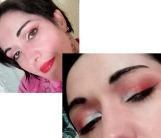 IT inspired makeup