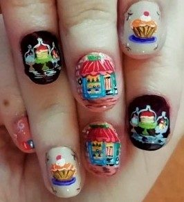 Patisserie nails