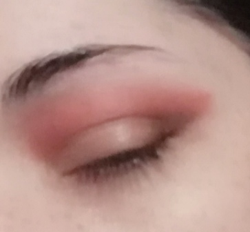 cut crease makeup