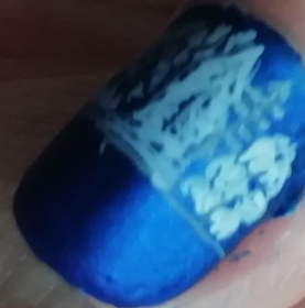 snow paintings nails
