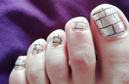 MATTONI nails