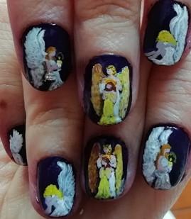 guardian angels nails