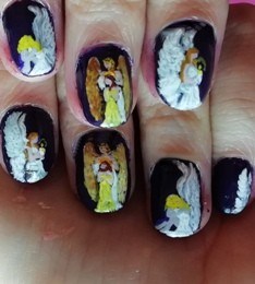 guardian angel nails