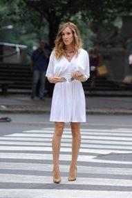 La moda per Carrie Bradshow