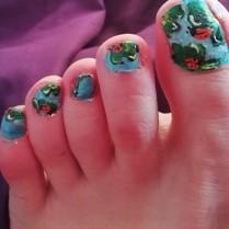 clovers feet